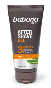 Babaria Men's 3 Effects After Shave Gel 150ml | Mia Beauty Ltd